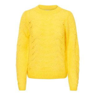 Knit Jumper Yellow
