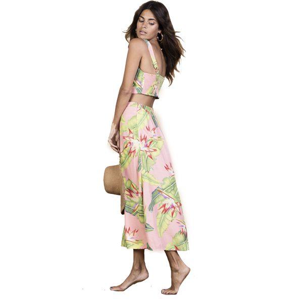 Dancing-Leopard-Ariel-Skirt-Pink-Banana-2