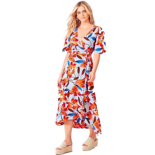 Grey-Floral-Wrap-Dress-1