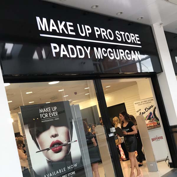 Makeup Pro Store Launch