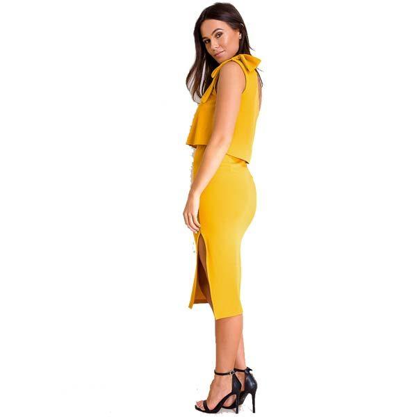 Mustard-One-Shoulder-Bodycon-Dress-2