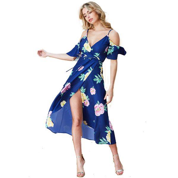 Dancing-Leopard-Ivy-Dress-Navy-Peony-Print-1