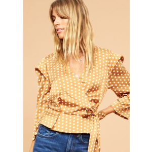 Gold-PolkaDot-top