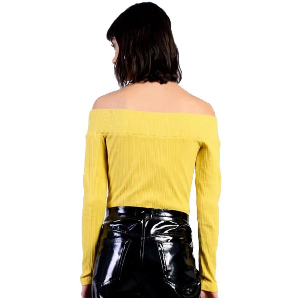 Mustard-Bardot-Bodysuit-3
