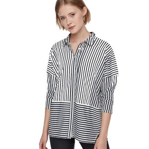 Black-And-White-Striped-Shirt-1