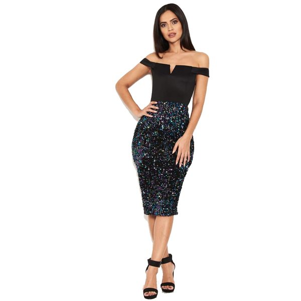 Black-Bardot-Sequin-Dress-1