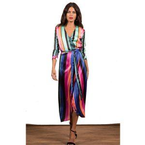 Dancing-Leopard-Yondal-Dress-Stripe-1