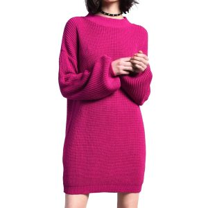 Pink-Knit-Jumper-Dress-1