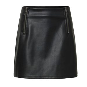 Leather-Look-Zip-Skirt-1