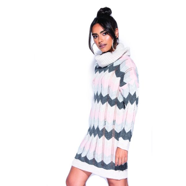 PInk-Grey-Cream-Jumper-dress-2