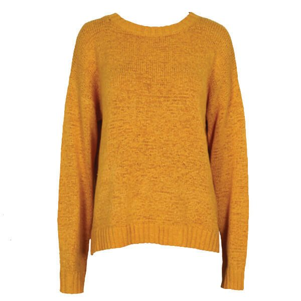 Mustard Millie Sweater