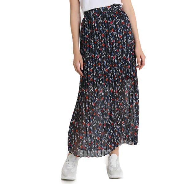 Navy-Floral-Pleated-Skirt-4