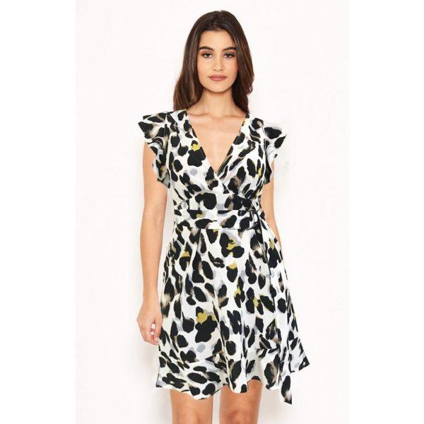 Leopard Sun Dress