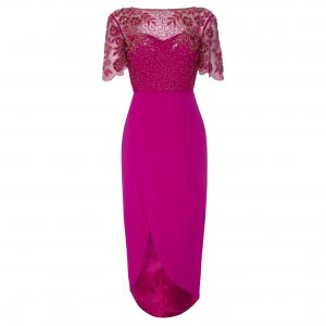 Virgos Lounge Rahaya Cerise Dress
