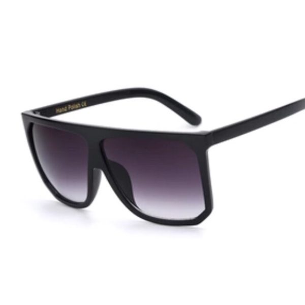 "Spoilt Bitch Club ""Blackout"" Sunglasses in Black"