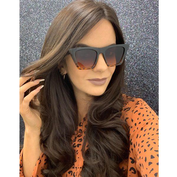 Spoilt Bitch Club Los Angeles Sunglasses in Tortoise