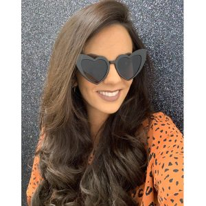 Spoilt Bitch Club Love Bug Sunglasses