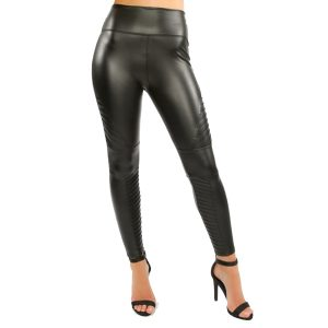 Biker Panel Leggings