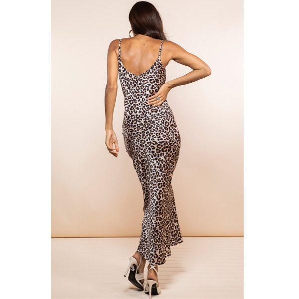 Dancing Leopard Paloma Dress Rich Leopard