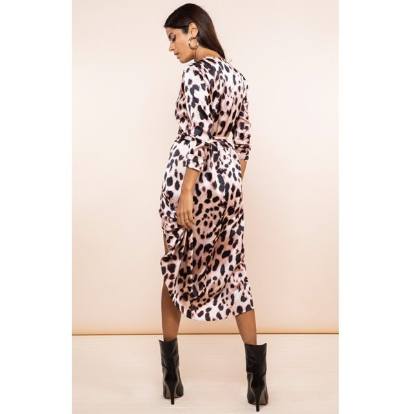 Dancing Leopard Yondal blush Leopard