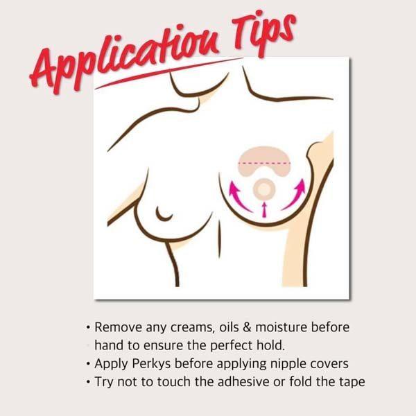 Perks Breast Lift Tape