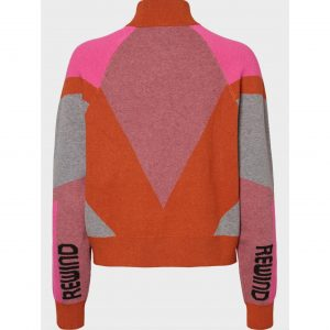 Colourblock Rewind Jumper