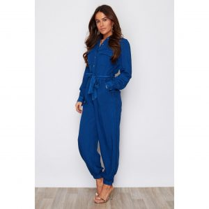 Soft Denim Boilersuit