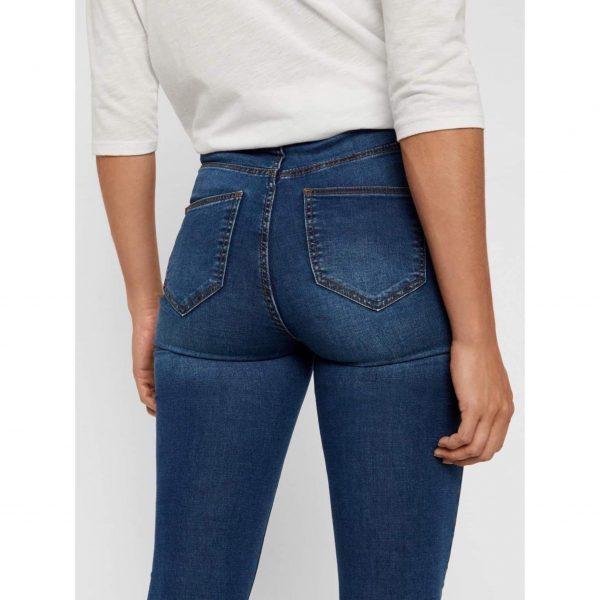 Noisy May 'Callie' Denim High Waist Jeans