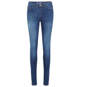 Noisy May 'Callie' Denim High Waist Jeans