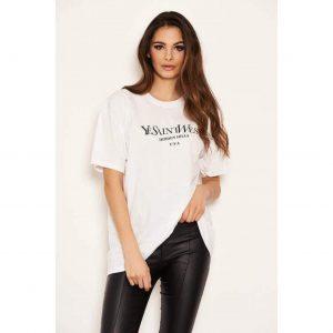 Yves Saint West T-Shirt