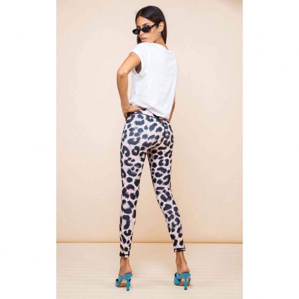 Dancing Leopard Izumi Leggings Bare Leopard
