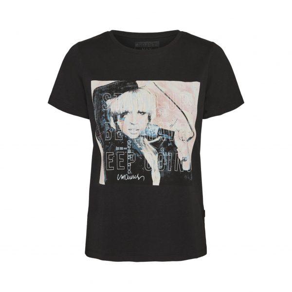Lady Gaga Celebrity Icons Tshirt