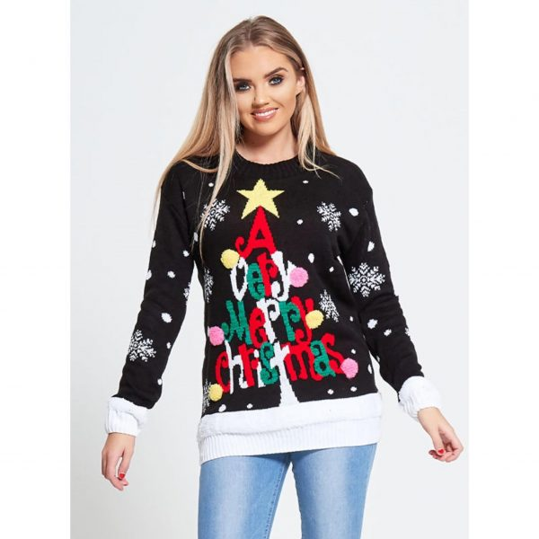 A Very Merry Christmas Jumper