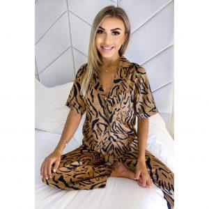 Tiger Print Pyjamas