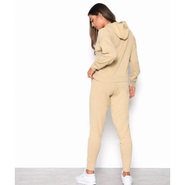 Oatmeal Knit Lounge Suit