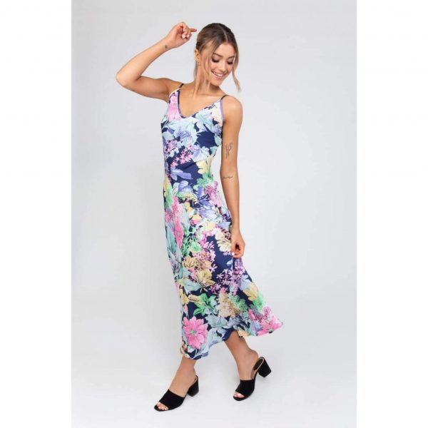 Billie Floral Slip Dress
