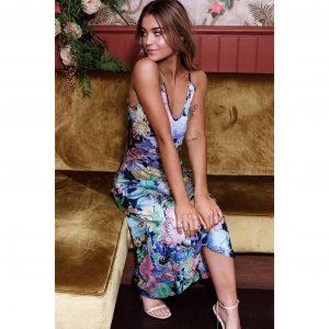 Billie Floral Slip Dress