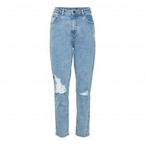 Noisy May 'Katy' Slim Mom Jeans