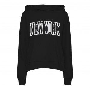 "Black ""New York"" Hoody"